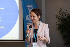 Cristina Rigman, ChildPact Secretary General